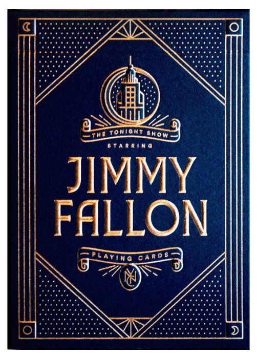 Карты для покера Theory 11 Jimmy Fallon
