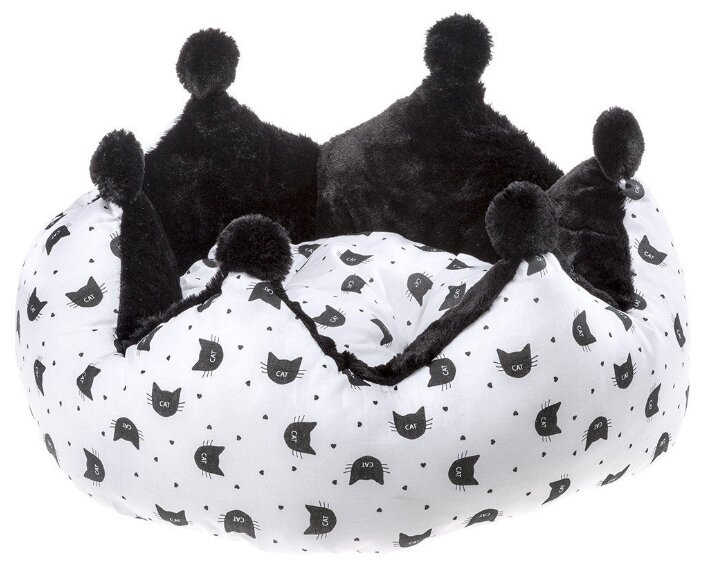 Лежак для кошек Ferplast Mikado (82205099) 60х55х30 см