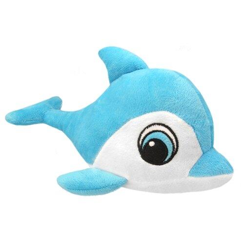 Мягкая игрушка Wild Planet Дельфин 22 см овечка 20 см wild planet