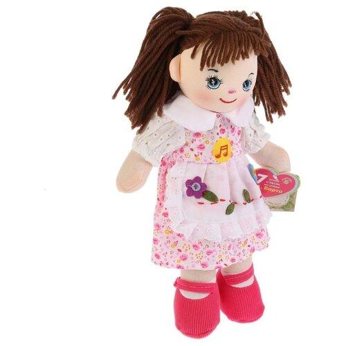 Мягкая игрушка Мульти-Пульти Кукла стихи и песни А.Барто 30 см мягкая игрушка мульти пульти мягкая кукла 5 песенок и 2 стихотворения а барто 45 см