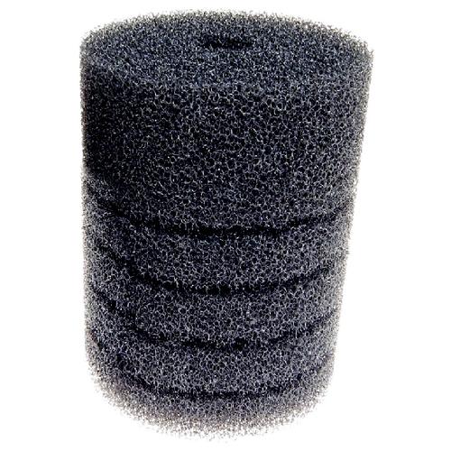 цена на Наполнитель AQUAEL сменная губка для Turbo Filter 1000, 1500, 2000 для помпы CIRСULATOR 1000, 1500, 2000 крупнопористая черный