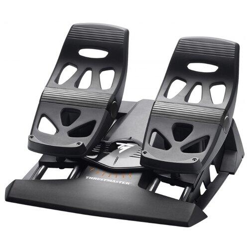 Комплектующие для руля Thrustmaster TFRP Rudder черный комплектующие