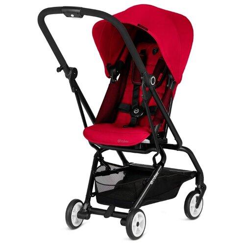 Купить Прогулочная коляска Cybex Eezy S Twist (с дождевиком) Ferrari racing red, Коляски