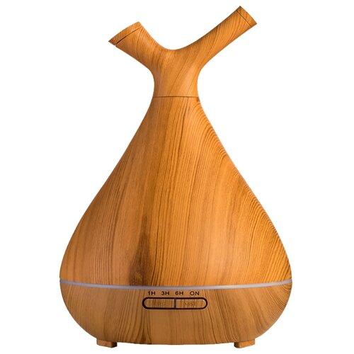 Увлажнитель воздуха ZDK H190, светло-коричневый увлажнитель zdk combo light wood