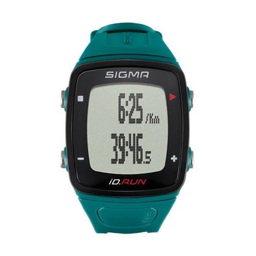Умные часы SIGMA iD.Run, pine green