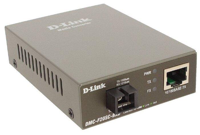 Медиаконвертер D-link DMC-F20SC-BXD/A1