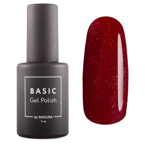 Купить Гель-лак для ногтей Masura Basic, 11 мл, Луиза
