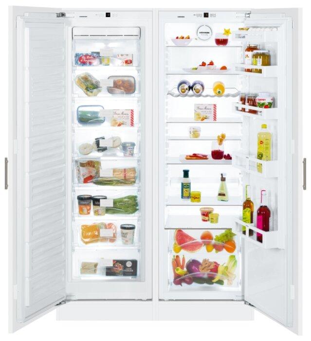 Встраиваемый холодильник Liebherr SBS 70I2 — купить по выгодной цене на Яндекс.Маркете