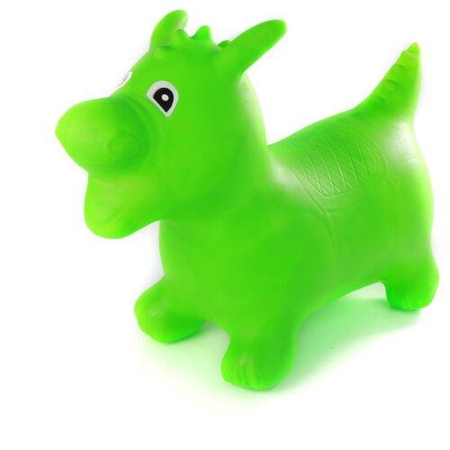 Игрушка-попрыгун Veld Co Динозаврик (85518) зеленый