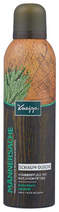 Мусс для душа Kneipp Мужская история