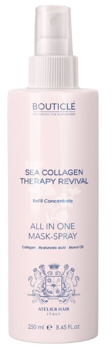 Bouticle Sea Collagen Therapy Revival Маска-спрей коллагеновая многофункциональная несмываемая