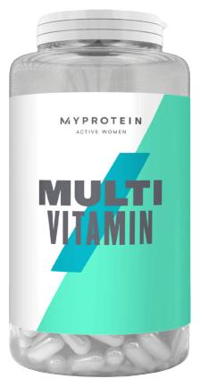 Минерально-витаминный комплекс Myprotein Active Woman (120 таблеток) — купить по выгодной цене на Яндекс.Маркете
