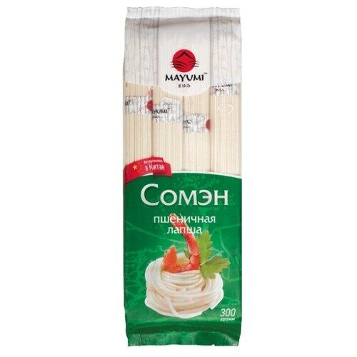 Лапша MAYUMI Сомэн пшеничная 300 г