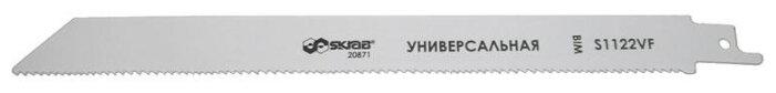 Пильное полотно для сабельной пилы SKRAB 20871