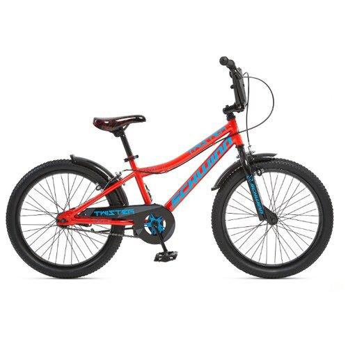 цена на Детский велосипед Schwinn Twister 20 красный (требует финальной сборки)
