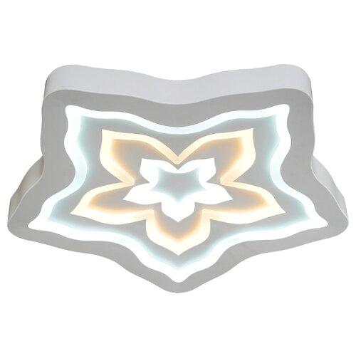 Люстра светодиодная Максисвет Панель 1-7326-WH Y LED, LED, 66 Вт люстра максисвет геометрия 1 1696 6 cr y led
