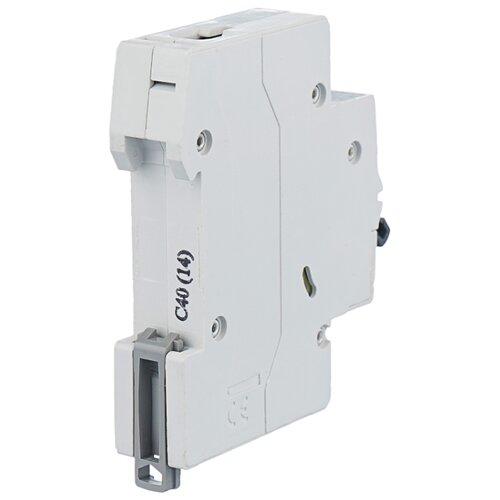 Автоматический выключатель Legrand RX3 1P (C) 4,5kA 40 А автомат legrand rx3 419669 1p 50 а тип c 4 5 ка 230 в на din рейку