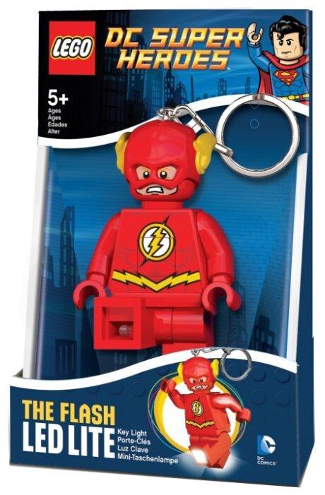 "Брелок-фонарик для ключей LEGO ""Super Heroes. Flash"""