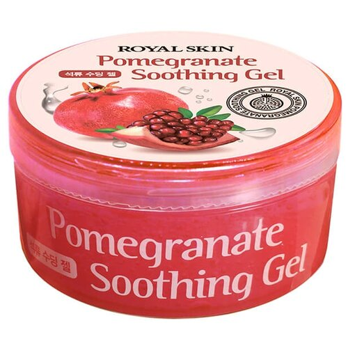 Гель для тела Royal Skin Pomegranate Soothing Gel, 300 мл