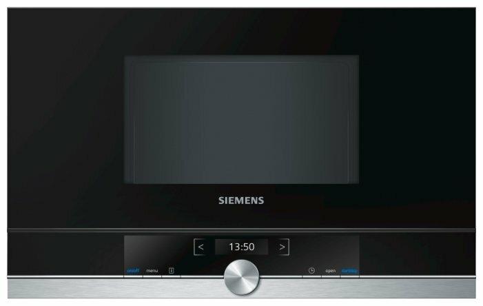 Микроволновая печь встраиваемая Siemens BF634LGS1