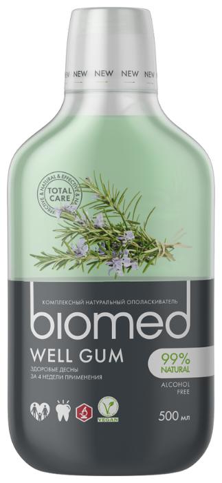 Biomed ополаскиватель для полости рта Well