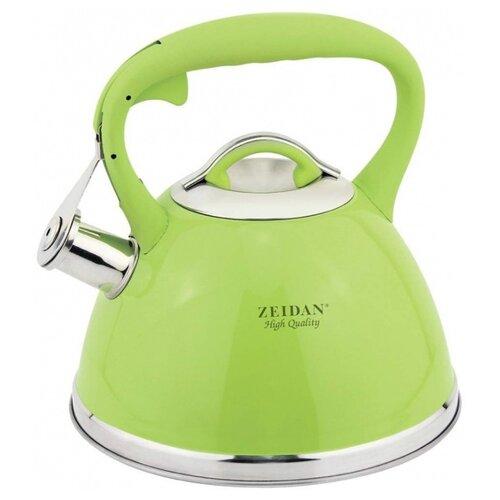 Zeidan Чайник со свистком Z-4253 3 л, фисташковый