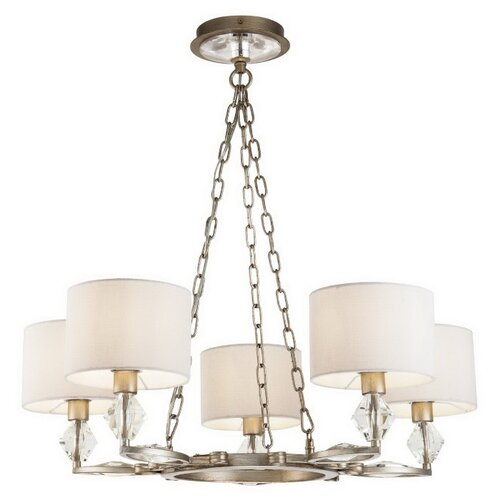 Люстра MAYTONI Luxe H006PL-05G, E14, 200 Вт люстра maytoni luxe h006pl 03g e14 120 вт