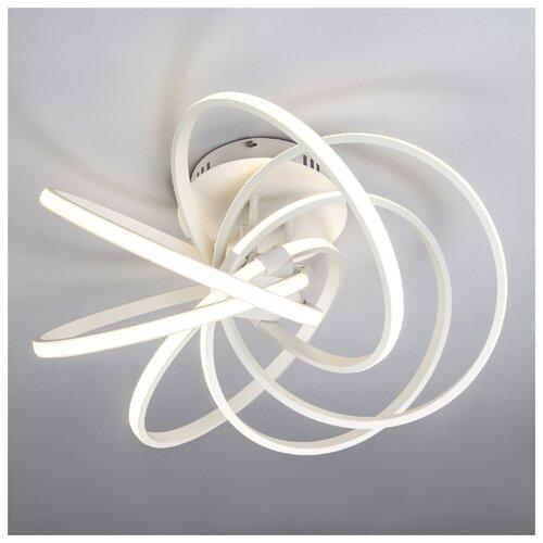 светильник eurosvet 90044 6 белый energy Светодиодный потолочный светильник Eurosvet 90044/6 белый
