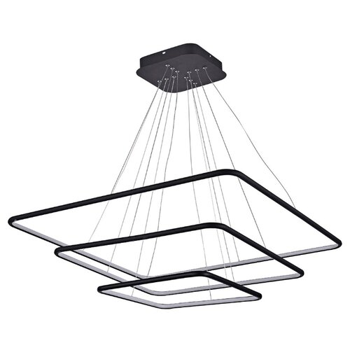 Светильник светодиодный Donolux S111024/3SQ 135W Black In, LED, 135 Вт