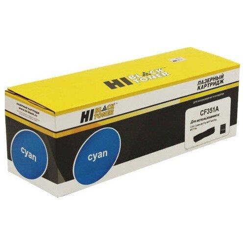 Фото - Картридж Hi-Black HB-CF351A, совместимый картридж hi black hb cf351a совместимый
