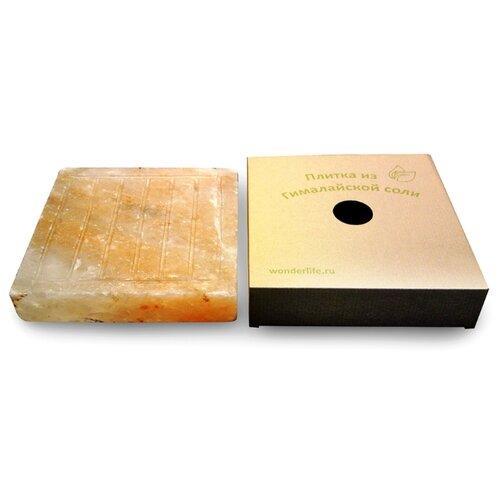 Соляная плитка Wonder Life WL-B4-20F-2-Box (20х20х4 см)