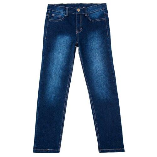 Фото - Джинсы playToday размер 104, синий джинсы playtoday размер 104 белый синий красный зеленый