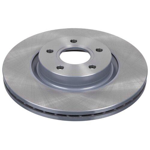 Комплект тормозных дисков передний Febi 24566 300x25 для Changan, Ford, Volvo (2 шт.) комплект тормозных дисков передний febi 31767 241x19 для hyundai accent 2 шт