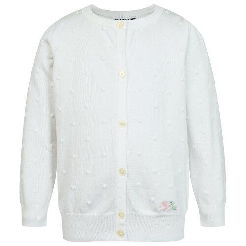 Купить Кардиган Ralph Lauren размер 92, белый, Джемперы и толстовки