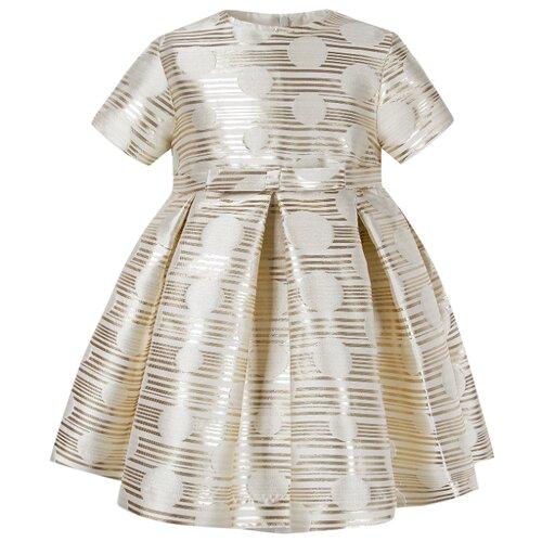 Платье Aletta размер 98, золотой