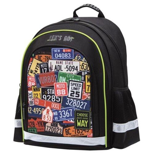 Купить Berlingo рюкзак inStyle+ Your way, черный, Рюкзаки, ранцы