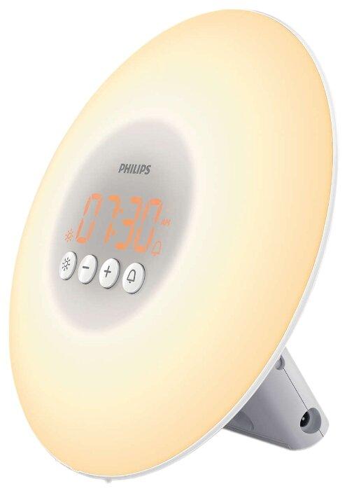 Световой будильник Philips Wake-up Light HF3500/70