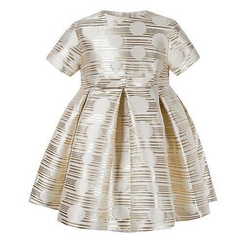 Платье Aletta размер 80, золотой