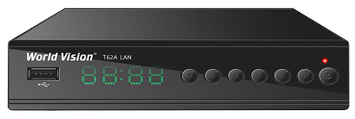 TV-тюнер World Vision T62A LAN