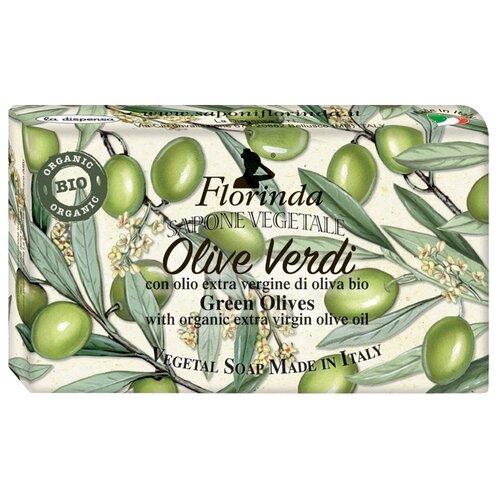 Купить Мыло кусковое Florinda Olive Oil, 100 г