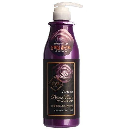 Welcos кондиционер для волос Confume Black Rose PPT с черной розой, 750 мл недорого