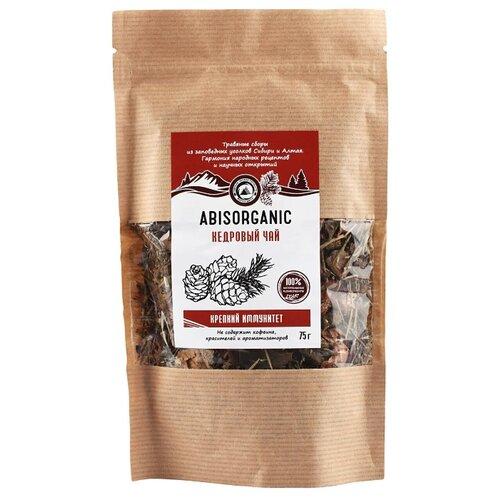 Чай травяной Abisorganic Кедровый , 75 г крем органик