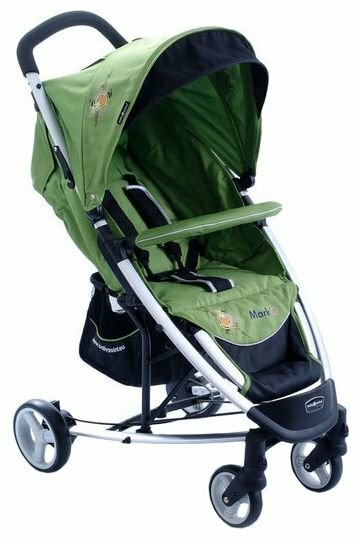 Прогулочная коляска Baby Point Mark Q