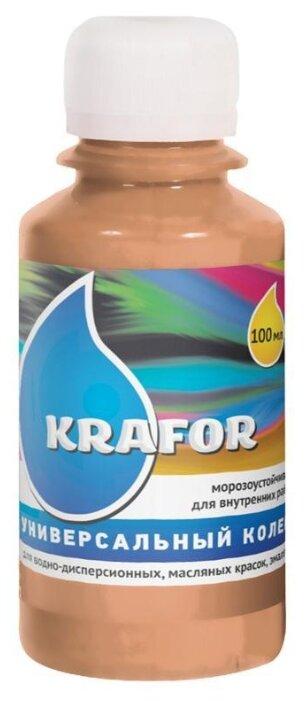 Колеровочная краска Krafor универсальный