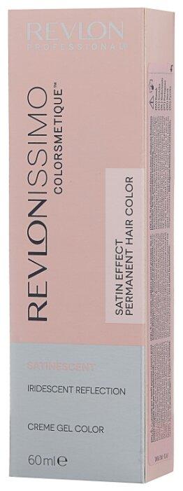 Revlon Professional Revlonissimo Colorsmetique Satinescent стойкая краска для волос, 60 мл