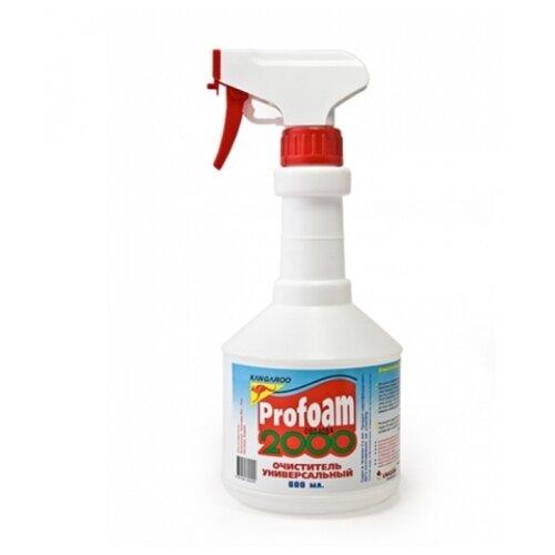 Kangaroo Очиститель универсальный для салона автомобиля Profoam 2000, 0.6 л