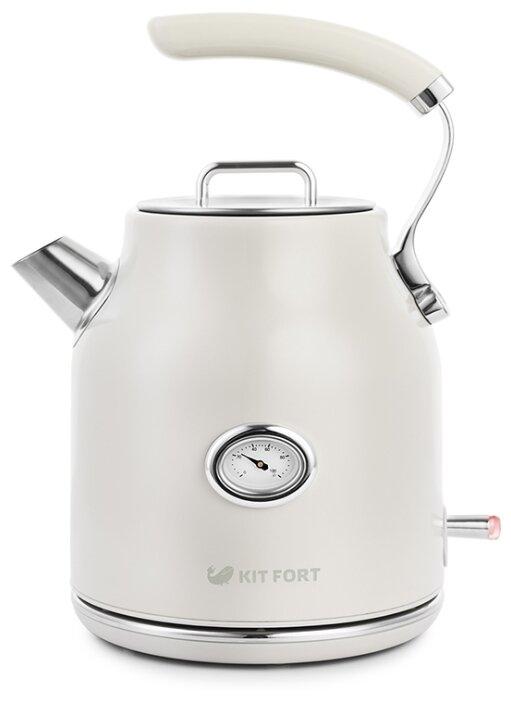 Чайник Kitfort KT-663 — сколько стоит? Сравнить цены на Яндекс.Маркете