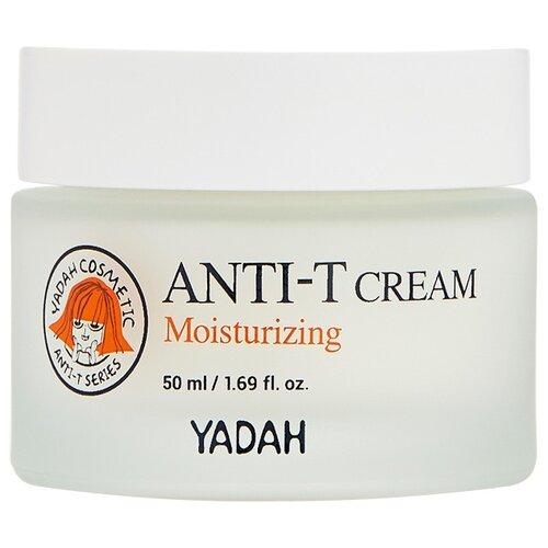 Yadah Anti-t Cream Moisturizing Крем для лица Увлажняющий, 50 мл academie moisturizing protection cream увлажняющий защитный крем для лица 50 мл
