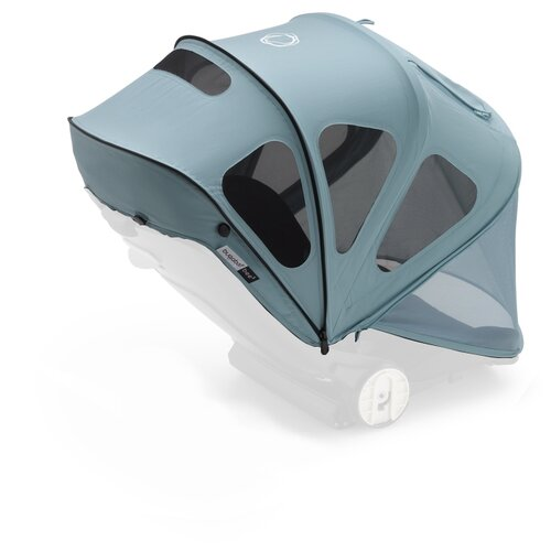 Купить Bugaboo Вентилируемый капюшон от солнца Bee 5 vapor blue, Аксессуары для колясок и автокресел