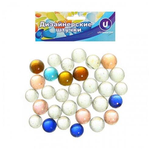 Декоративные камни Ultramarine Кристальная магия прозрачный/синий/коричневый